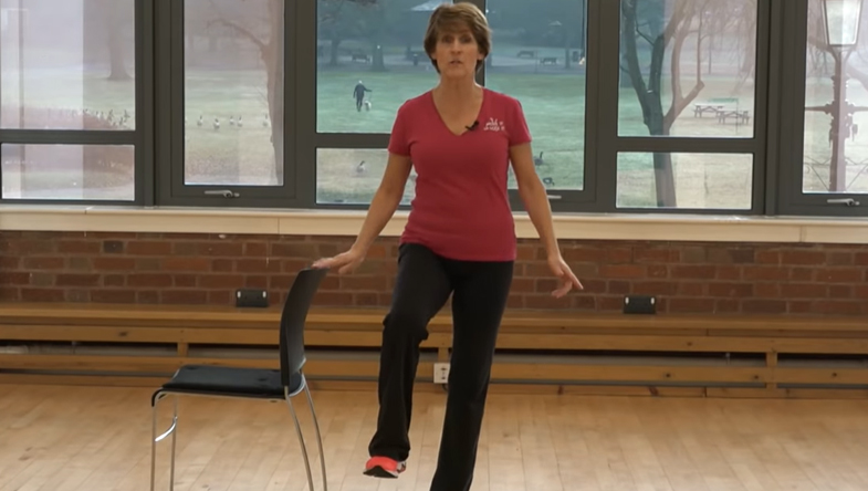 Improve your balance in 5 minutes