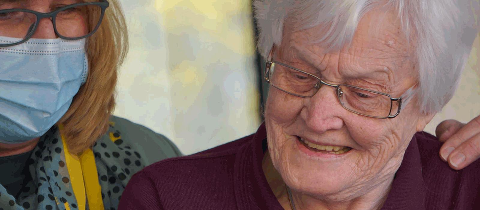 Become a Senior Companion Volunteer!