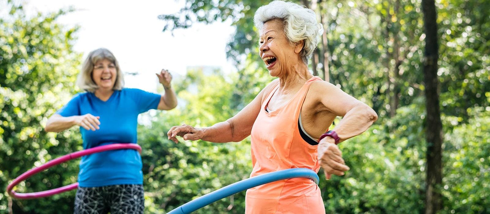 Art of Healthy Aging Summer Series