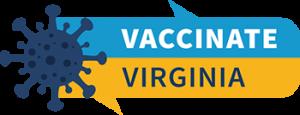 Vaccinate Virginia logo