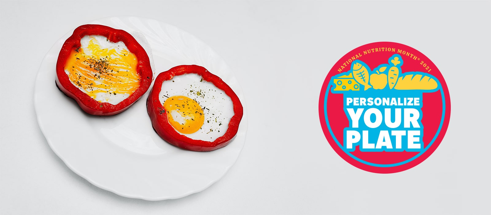 National Nutrition Month® 2021 and Bonus Recipe